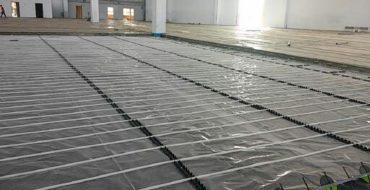 Massetti  per pavimenti con riscaldamento a pavimento
