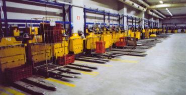 Pavimenti specifici per la Logistica