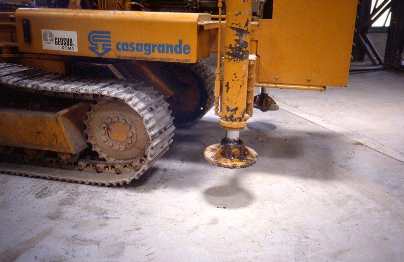 I Carichi che gravano sul pavimento industriale