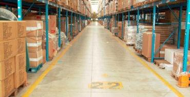 La planarità nella logistica